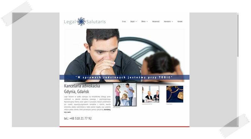 Legal Salutaris