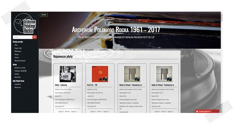 Archiwum Polskiego Rocka 1961 - 2017